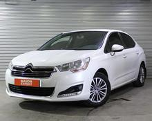 Citroen C4: 2015 Optimum 1.6 AT седан Москва 1.6л 490000 Р