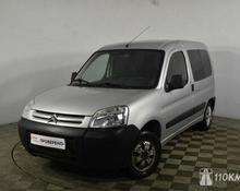 Citroen Berlingo: 2011 1.4 MT минивэн Санкт-Петербург 1.4л 289000 Р