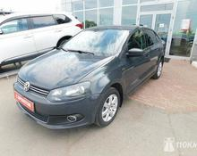 Volkswagen Polo: 2010 1.6 AT седан Москва 1.6л 364000 Р