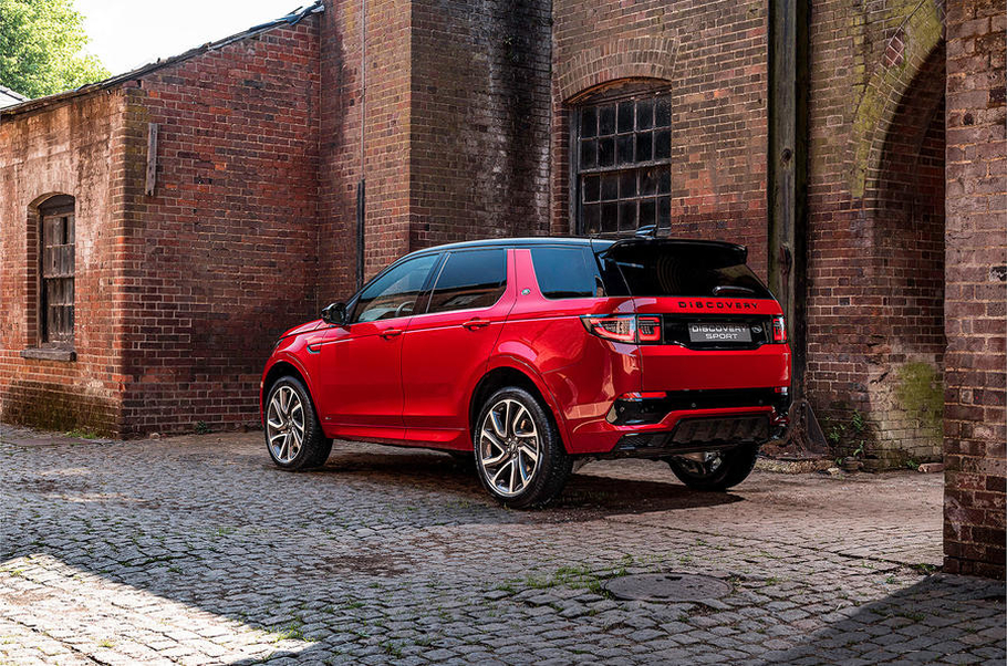 Land Rover основательно обновил Discovery Sport