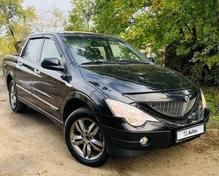 SsangYong Actyon Sports: 2011 Luxury 2.0d AT 4×4 пикап Благовещенск 2л 420000 Р